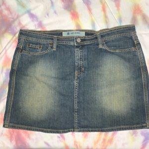 GAP Denim Skirt Size 16